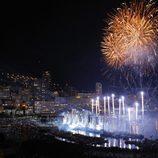 Mónaco, espectacular durante la boda de Alberto de Mónaco y Charlene Wittstock