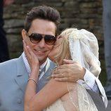 Kate Moss y Jamie Hince, boda en plena campiña ingles