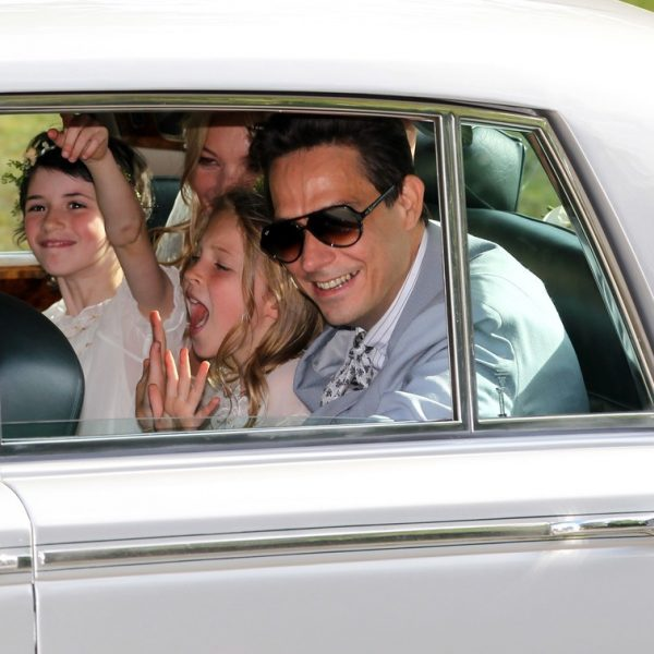 Boda de Kate Moss y Jamie Hince, guitarrista de The kills