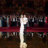 El primer baile de Alberto de Mónaco y Charlene Wittstock en la boda real