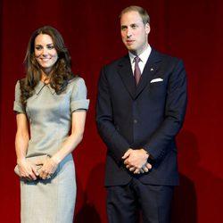 Guillermo y Catalina de Cambridge durante su visita a Canadá