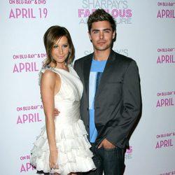 Zac Efron y Ashley Tisdale