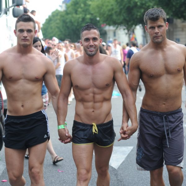 Orgullo Gay de Madrid 2011