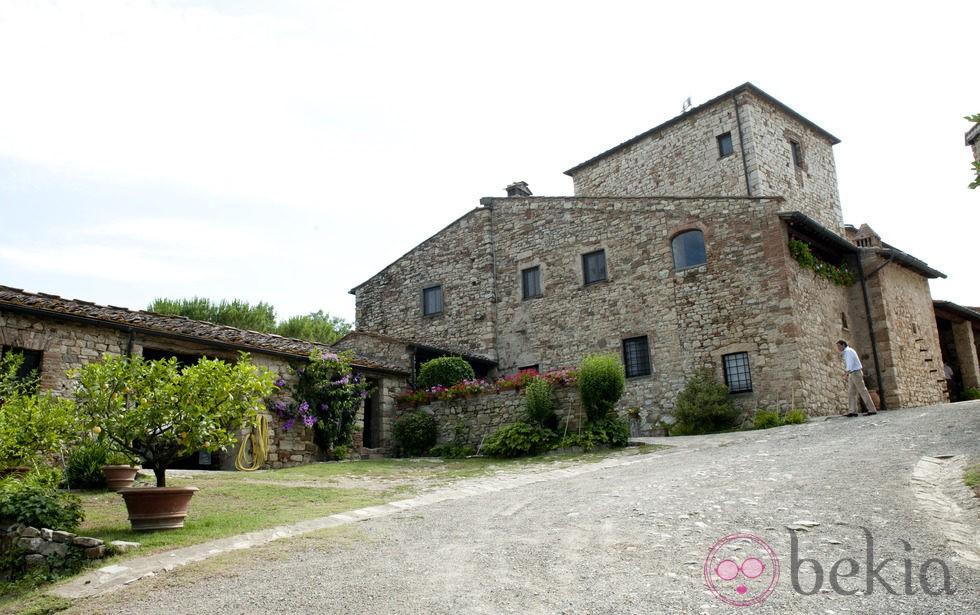 Villa italiana de veraneo de la Familia Real de Holanda