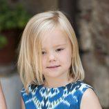 La Princesa Ariane de Holanda en sus vacaciones en Italia