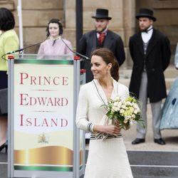 La Duquesa Catalina en Prince Edward Island