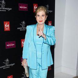 Lina Morgan en los Premios Estrella de Oro