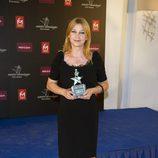 Amparo Larrañaga en los Premios Estrella de Oro