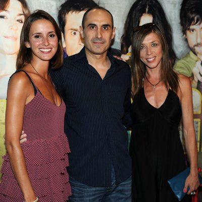 Marina San José, Carlos Heredia y Eva Isanta en el estreno de 'Burundanga'