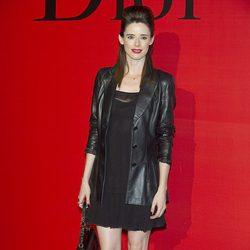 Pilar López de Ayala en la fiesta Dior