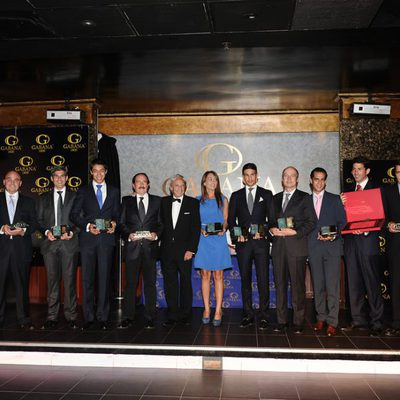 Todos los galardonados en los premios taurinos Páginas de la Historia