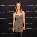 Katia Winter en la premiere de 'Margin Call' en Nueva York