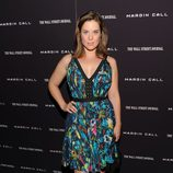 Ashley Williams en la premiere de 'Margin Call' en Nueva York