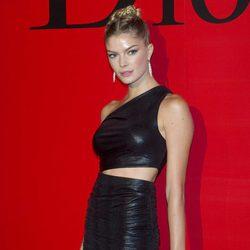 Cristina Tossio en la fiesta Dior