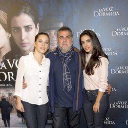 María León, Benito Zambrano e Inma Cuesta presentan 'La voz dormida'