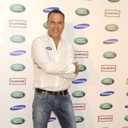 Carlos Lozano, participante de la II edición de Land Rover Discovery Challenge