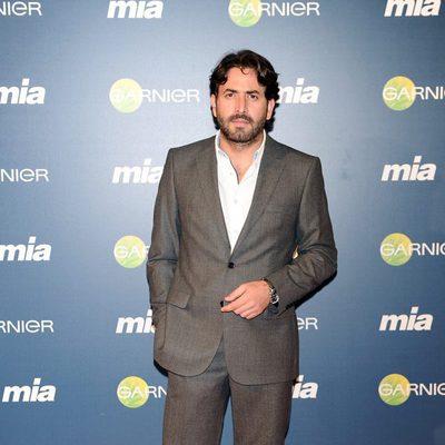 Antonio Garrido en los premios 'Cuida de ti'