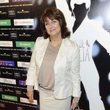 Soledad Mallol en el estreno de 'Las novias de Travolta'