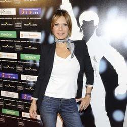 Ivonne Reyes en el estreno de 'Las novias de Travolta'