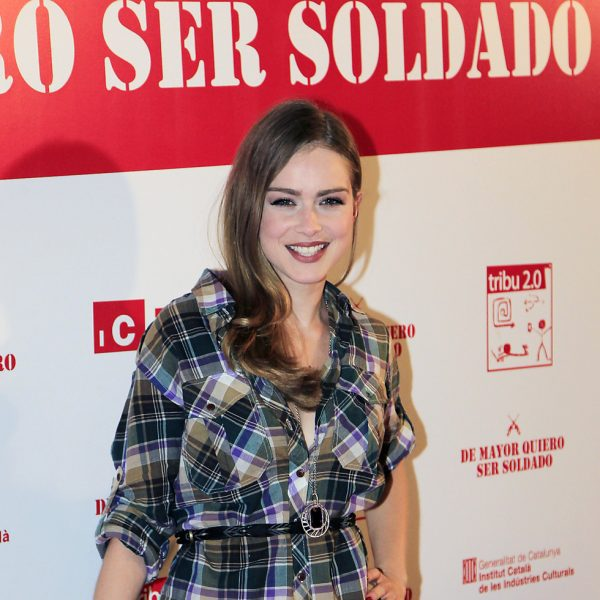 Famosos en el estreno en Madrid de 'De mayor quiero ser soldado'