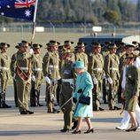 Visita oficial de Isabel II de Inglaterra a Australia