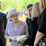 La reina de Inglaterra y el duque de Edimburgo en su viaje oficial a Australia