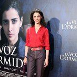 Ruth Gabriel en el estreno de 'La voz dormida' en Madrid