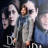 Hugo Silva en el estreno de 'La voz dormida' en Madrid