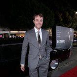Vincent Kartheiser en el estreno de 'In time' en Los Ángeles
