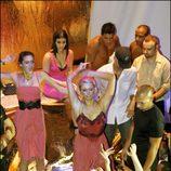 Paris Hilton baila borracha en una discoteca de Mallorca