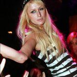 Paris Hilton borracha en Las Vegas