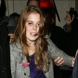 Beatriz de Inglaterra sale borracha de un local de Londres