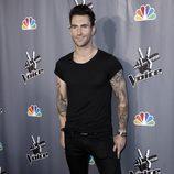 Adam Levine , líder de la banda 'Maroon 5'