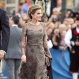 La Princesa Letizia en los Premios Príncipe de Asturias 2011