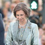 La Reina Sofía en los Premios Príncipe de Asturias 2011