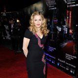 Madonna en el estreno de 'W.E.' en el Festival de Cine de Londres