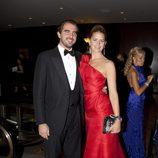 Los Príncipes Nicolás y Tatiana de Grecia en los 100 años de la Fundación Américo-Escandinava