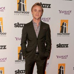 Tom Felton en los Hollywood Awards 2011