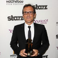 Alberto Iglesias en los Hollywood Awards 2011