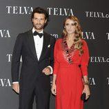 Laura Vecino y Rafa Medina en los Premios T de Moda de Telva 2011