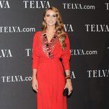 Laura Vecino en los Premios T de Moda de Telva 2011