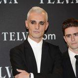 David Delfín en los Premios T de Moda de Telva 2011