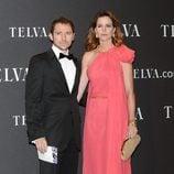 Amelia Bono y Manuel Martos en los Premios T de Moda de Telva 2011