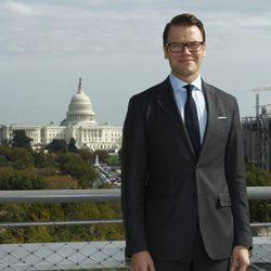 Daniel de Suecia realiza su primer viaje al extranjero en solitario a Washington