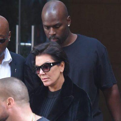 Kris Jenner afectada tras el atraco a su hija Kim Kardashian