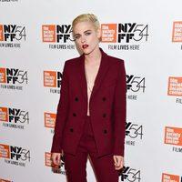 Kristen Stewart estrena look en el Festival de Cine de Nueva York