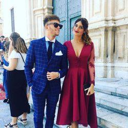 Susana y Gonzalo, 'GH 12+1', de boda