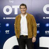 Manu Tenorio en la presentación de 'OT. El reencuentro'
