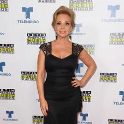 Paloma San Basilio en la alfombra roja de los Latin American Music Awards 2016