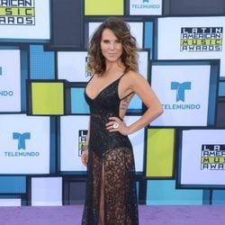 Kate del Castillo en la alfombra roja de los Latin American Music Awards 2016